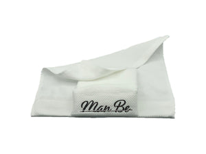 Man Be Luxury Combed Cotton Face Cloth