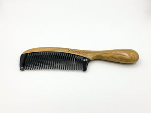 Man Be Sandalwood comb