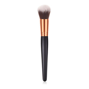Soft hair powder brush