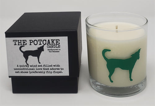The Potcake Candle - Dog Park
