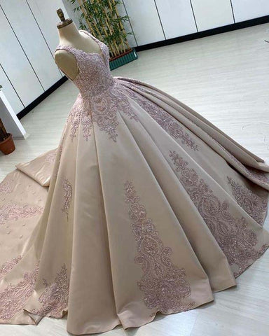 Image of phylliscouture ball gown wedding dress