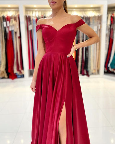 phylliscouture ruby red prom dress