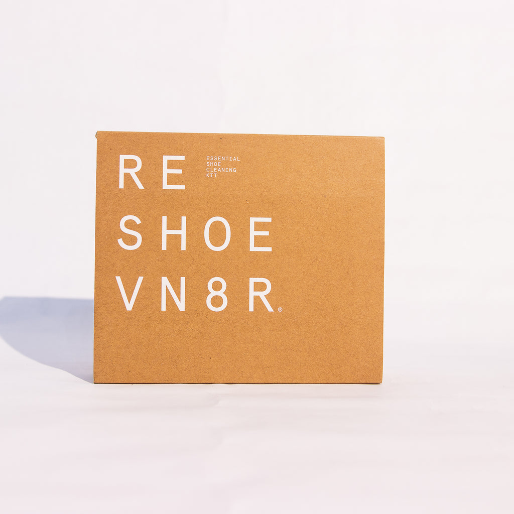 RESHOEVN8R ESSENTIAL SHOE CLEANING KIT