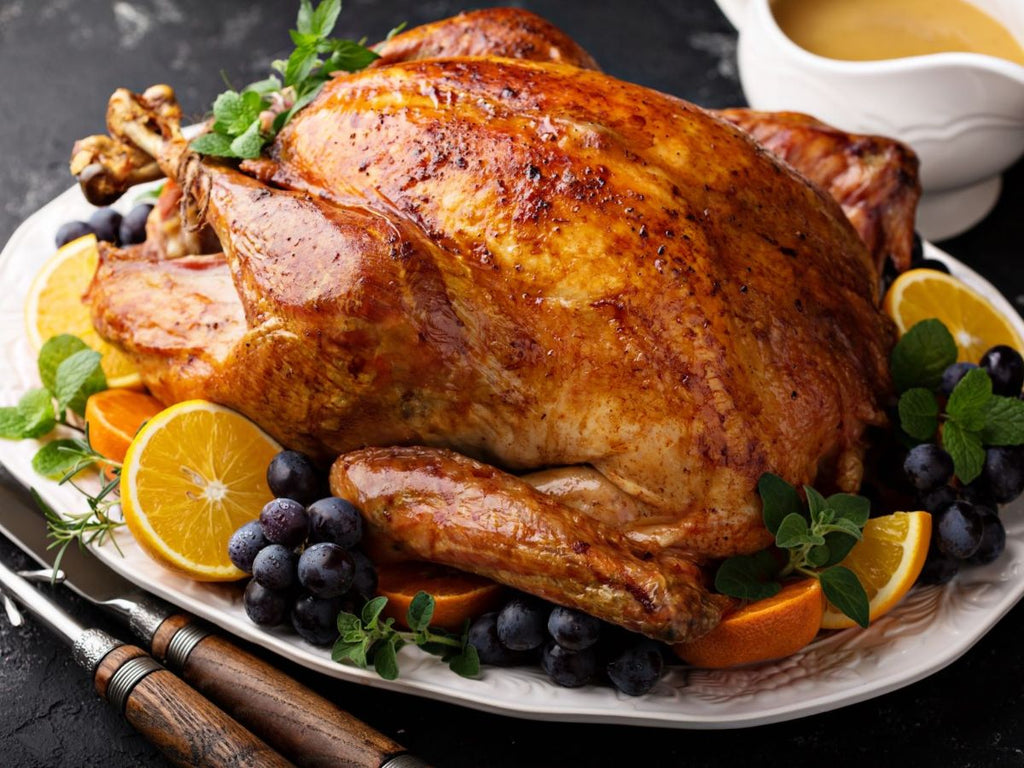 Order your Cornish Christmas Turkey