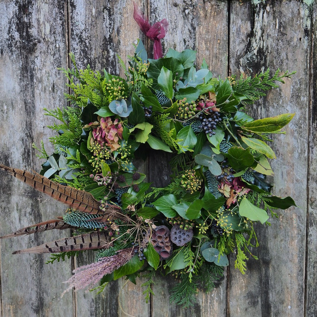 Christmas Wreath Making Workshop - December 6th