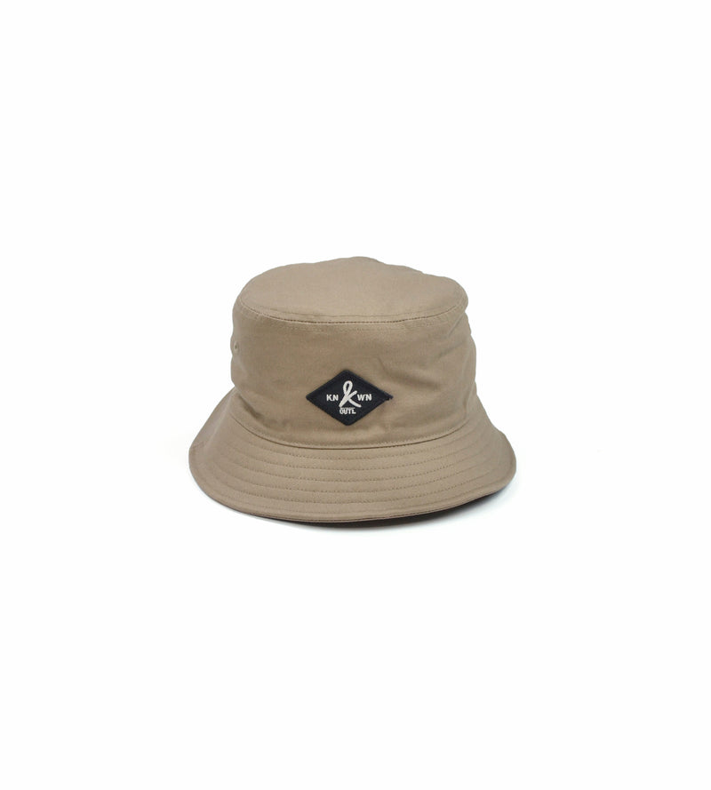 Bucket Hat - Coffee