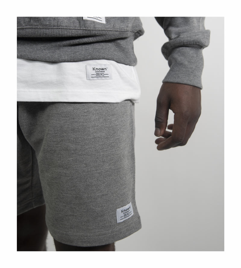 Jog Shorts - Grey