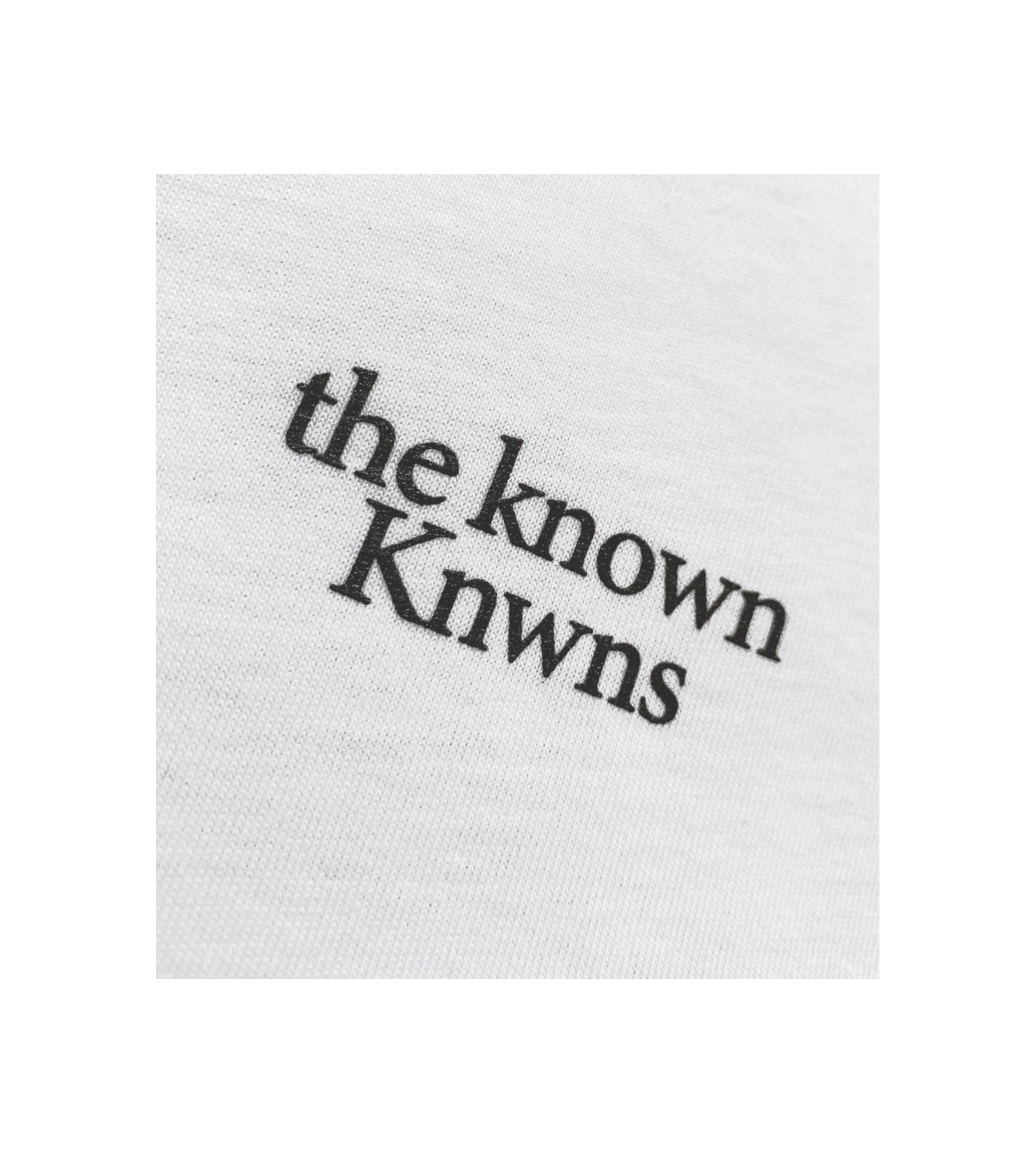 Knowns Tee - White