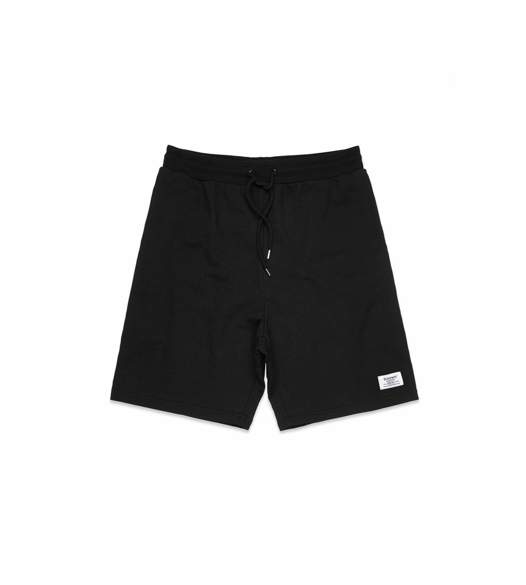 Jog Shorts - Black