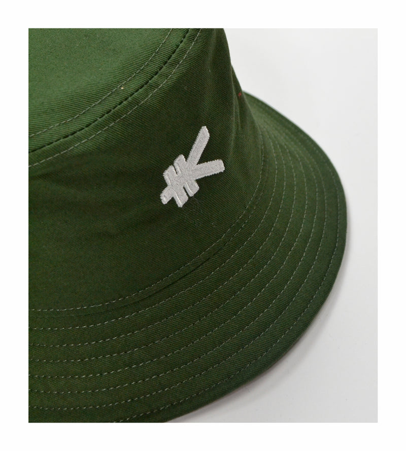Yen Bucket Hat - Army