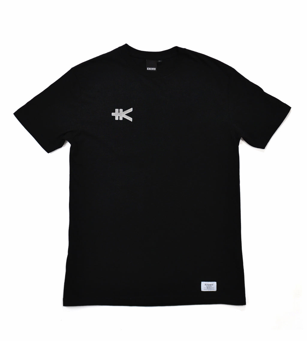 Yen Badge Tee - Black