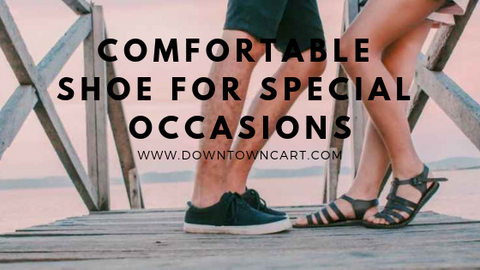 The Most Comfortable Shoe Options For Special Occasions