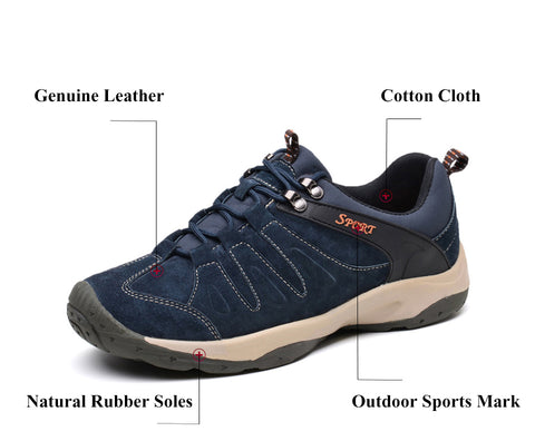 Casual Walking  Comfortable Non Slip Sneakers
