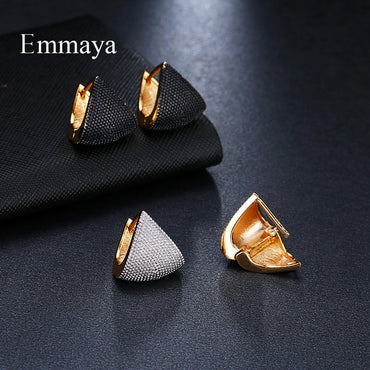 Unique Wedding Originality Geometric Earrings For Woman