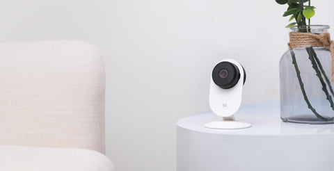Tow- Way Monitor AI-powered IP Security Surveillance Home Camera