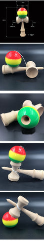 Wooden Kendama Strings Professional Japanese Ball Toys