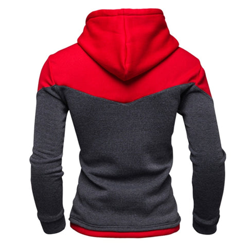Casual Teenage Slim Cardigan Hoodie