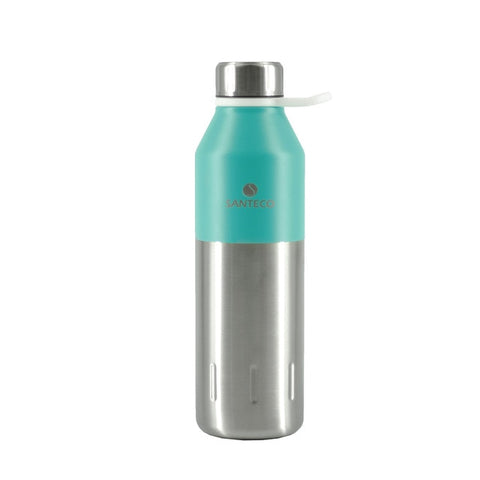 Stainless Steel BPA Free 500ml & 800ml Bottle Thermos With O-ring Handle