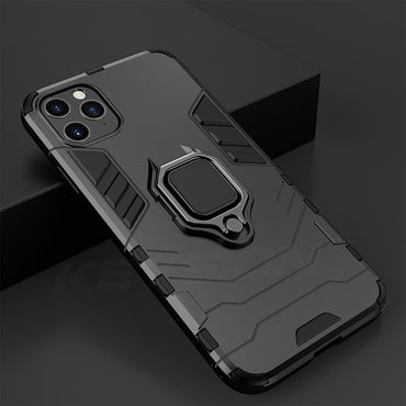 Shockproof Armor Back Cover for Apple iPhone