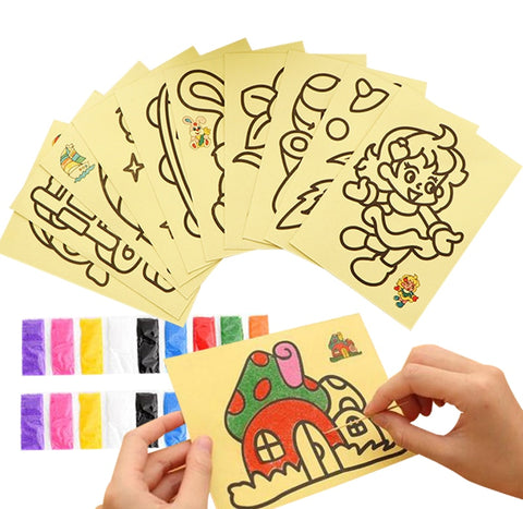 Early Educational Learning Creative Drawing Toys for Children