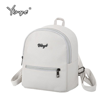 Rucksack Simple Lychee Women Travel Bag