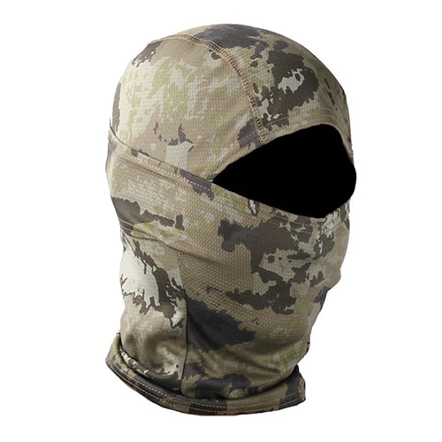 Wargame Hunt Shoot Army Bike Tactical Camouflage Balaclava Full Face Mask