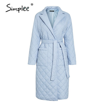 Winter Long Straight Casual Stylish Outerwear Coat for Women