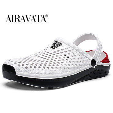 Thick Sole Slipper Waterproof Anti-Slip Sandals for Men and Women