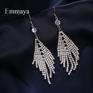 Elegant Choice Tassel Fashion Ornament Wedding Party  Earring for Women