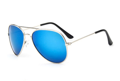 UV Polarized Pilot Style Aviator Sunglasses