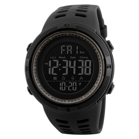 Casual LED Digital Multi-function Sports Watch