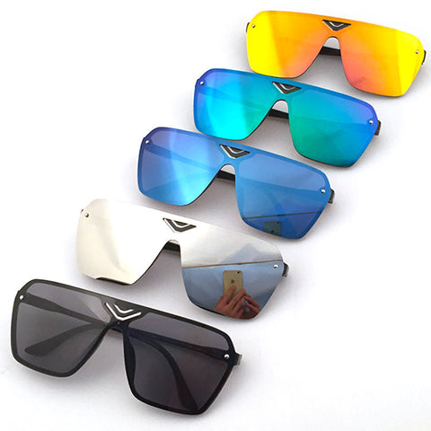 Trendy Retro Driving Sports Designer Sunglasses