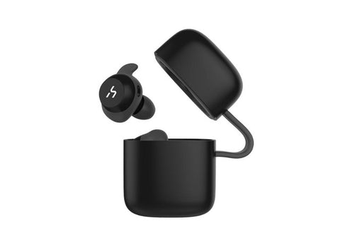 Wireless Sport Waterproof Stereo Earbuds With Microphone
