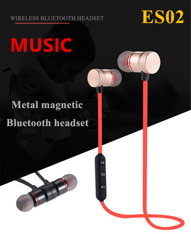 Hi-Fi Bluetooth Wireless Earphone with Microphone