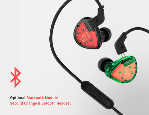 Balanced Armature In-Ear Noise Cancelling Headset