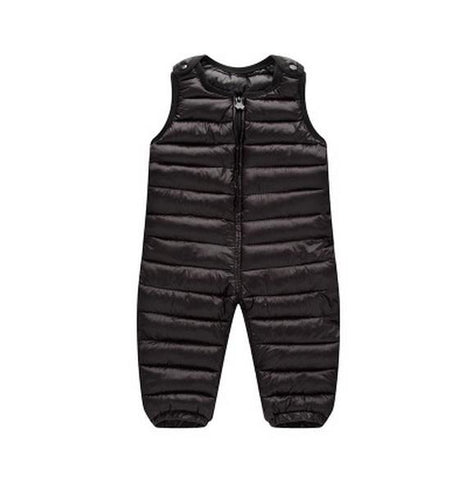 Winter Waterproof Kid's Bib Pants