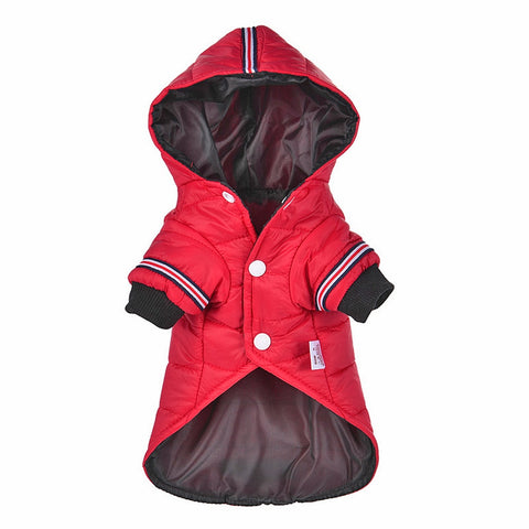 Warm Winter Jacket for Pet Dogs