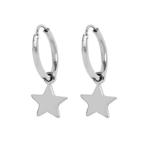 Small Cartilage Hoop Earring for Women