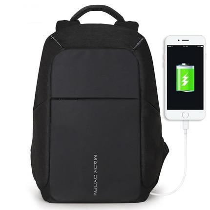 Multi-Function USB Charging Hard Shell Laptop Bags