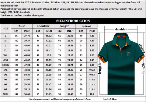 Casual Solid Short Sleeve Lapel Collar Breathable Plus Size Polo T-Shirt