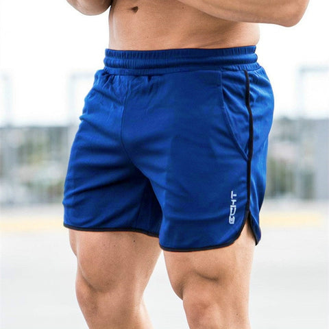 Breathable Mesh Quick Dry Gym Workout Sportswear Jogger Shorts