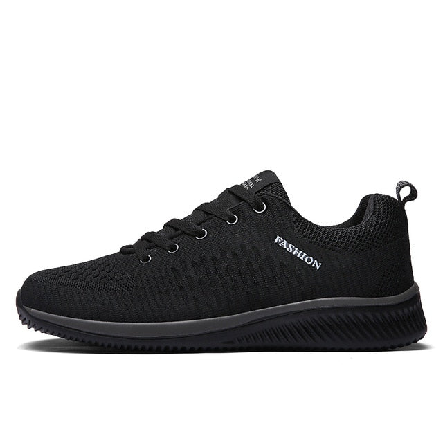 Casual Lace Up Lightweight Comfortable Breathable Mesh Shoes