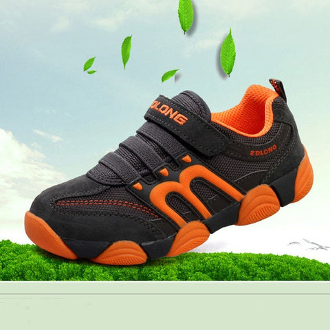 Latest Casual Leather Sport Sneakers