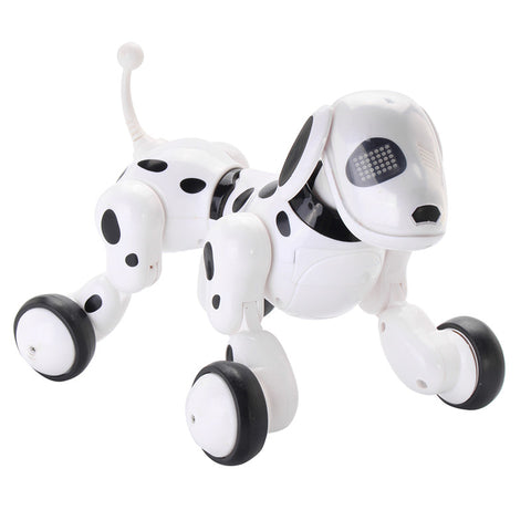 Wireless Remote Control Smart Walking Robot Dog Kids Toy
