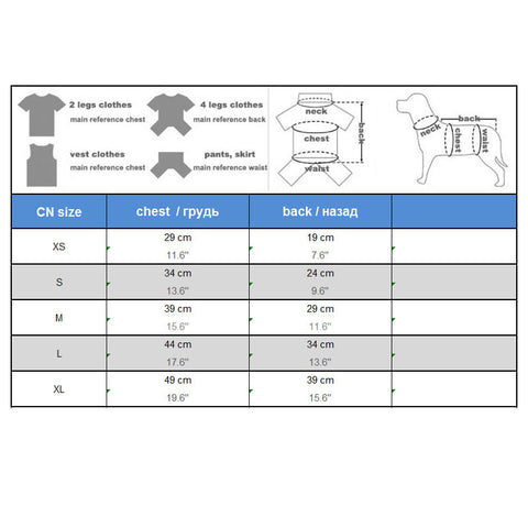 Summer Breathable Cute Printed Cotton T-shirt For Small & Medium Dogs