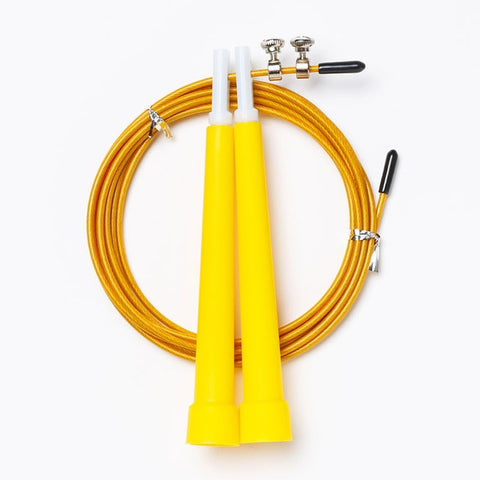 New Steel Wire Skipping Skip 3M Jump Rope Crossfit Fitness Equipment For Unisex