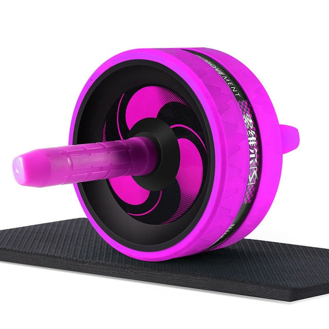 Roller&Jump Wheel Ab Roller With Mat Equipment Accessories