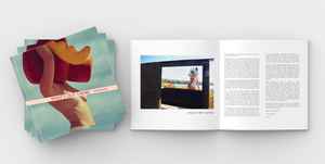 """What's Out There - Montauk"" Coffee Table Book"