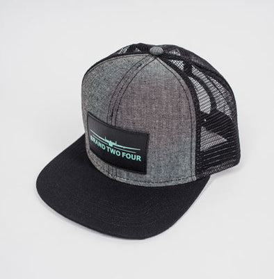 Snapback Hat - ATHLETIC FIT | B24