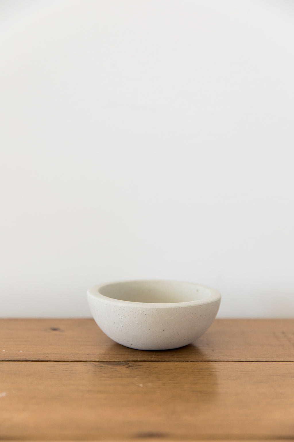 Small Concrete Bowl